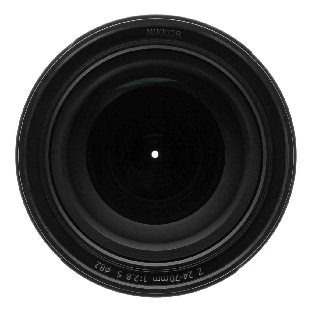 Nikon 24-70mm 1:2.8 Z S negro - nuevo