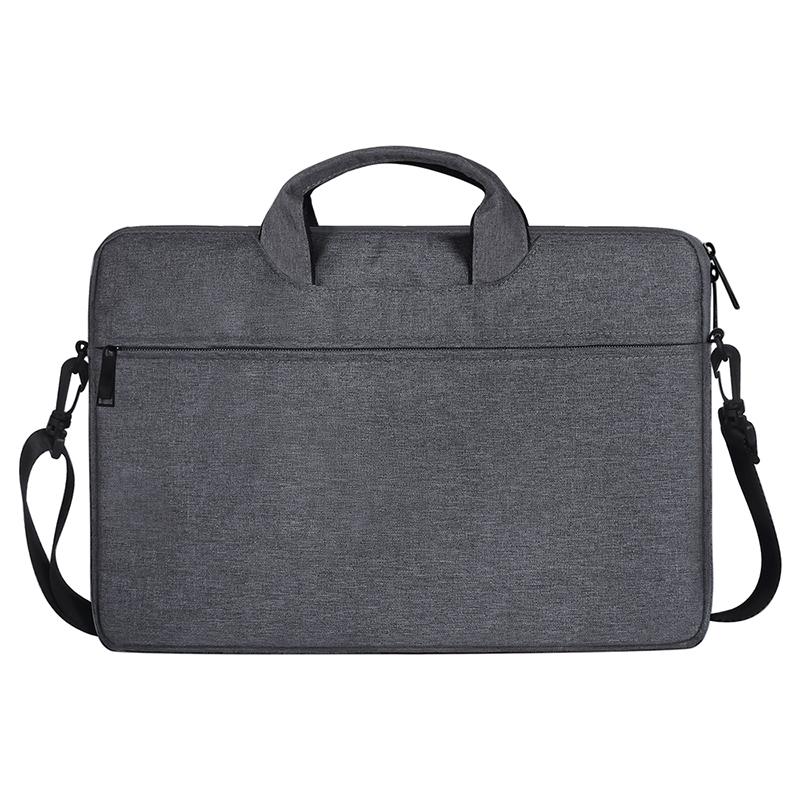 """Tasche für Apple MacBook 15,4"""" -ID16936 dunkel grau - neu"""