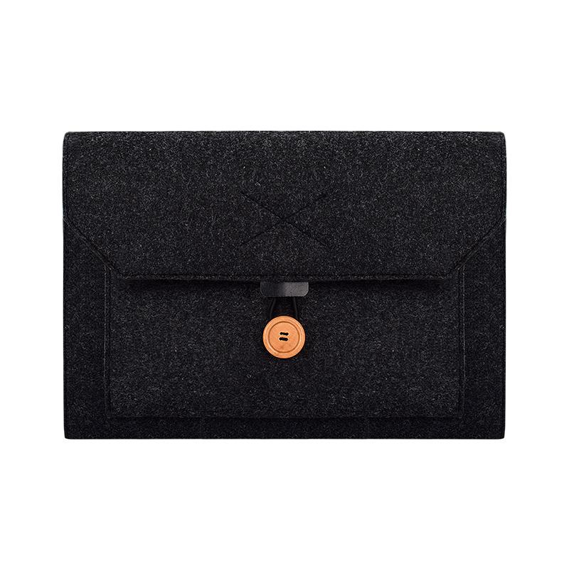 """Sleeve für Apple MacBook 15,4"""" -ID16957 schwarz - neu"""