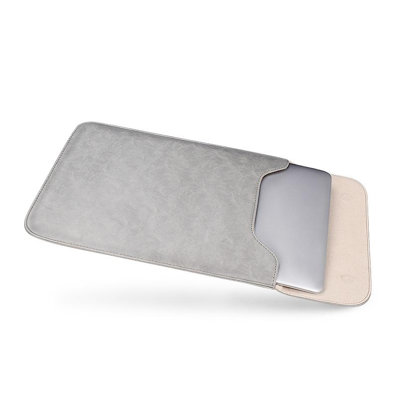 "Sleeve für Apple MacBook 15,4"" -ID16965 grau - neu"