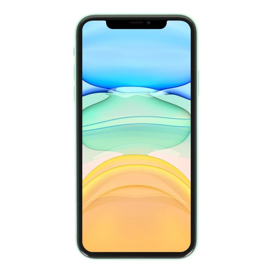 Apple iPhone 11 64GB grün - neu
