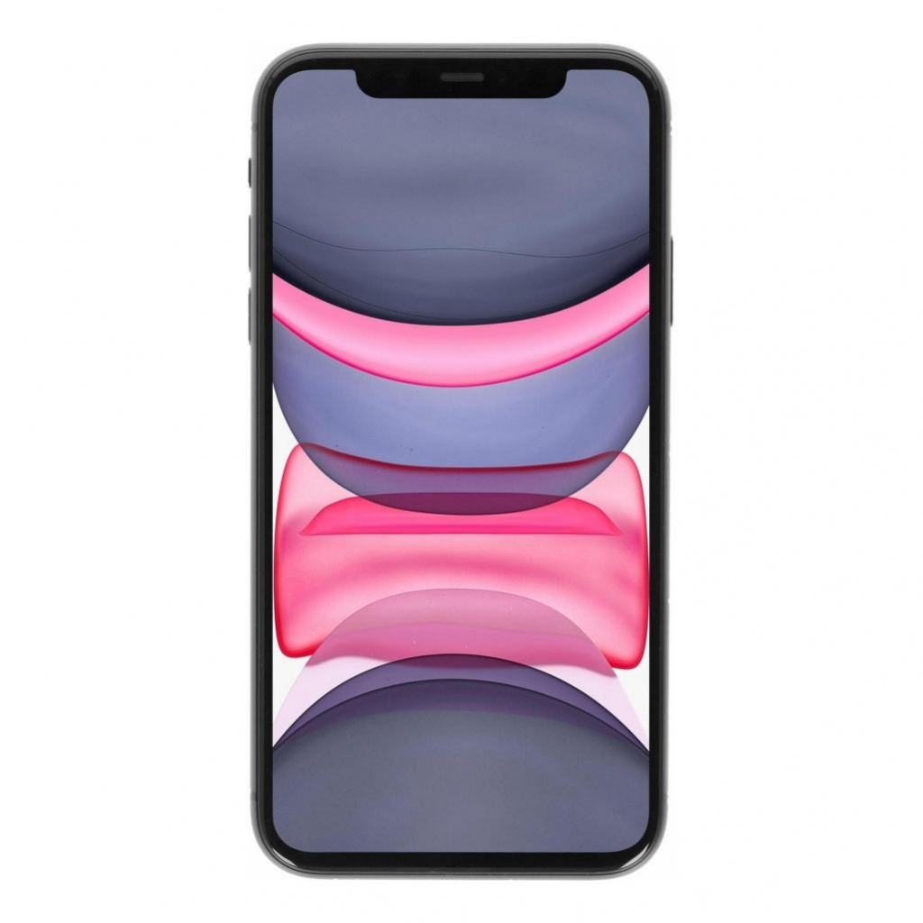 Apple iPhone 11 128GB schwarz - neu