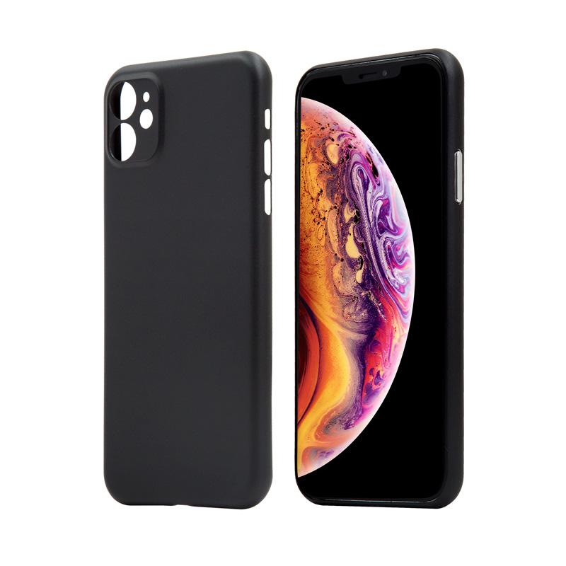 Hard Case für Apple iPhone 11 -ID17026 schwarz - neu