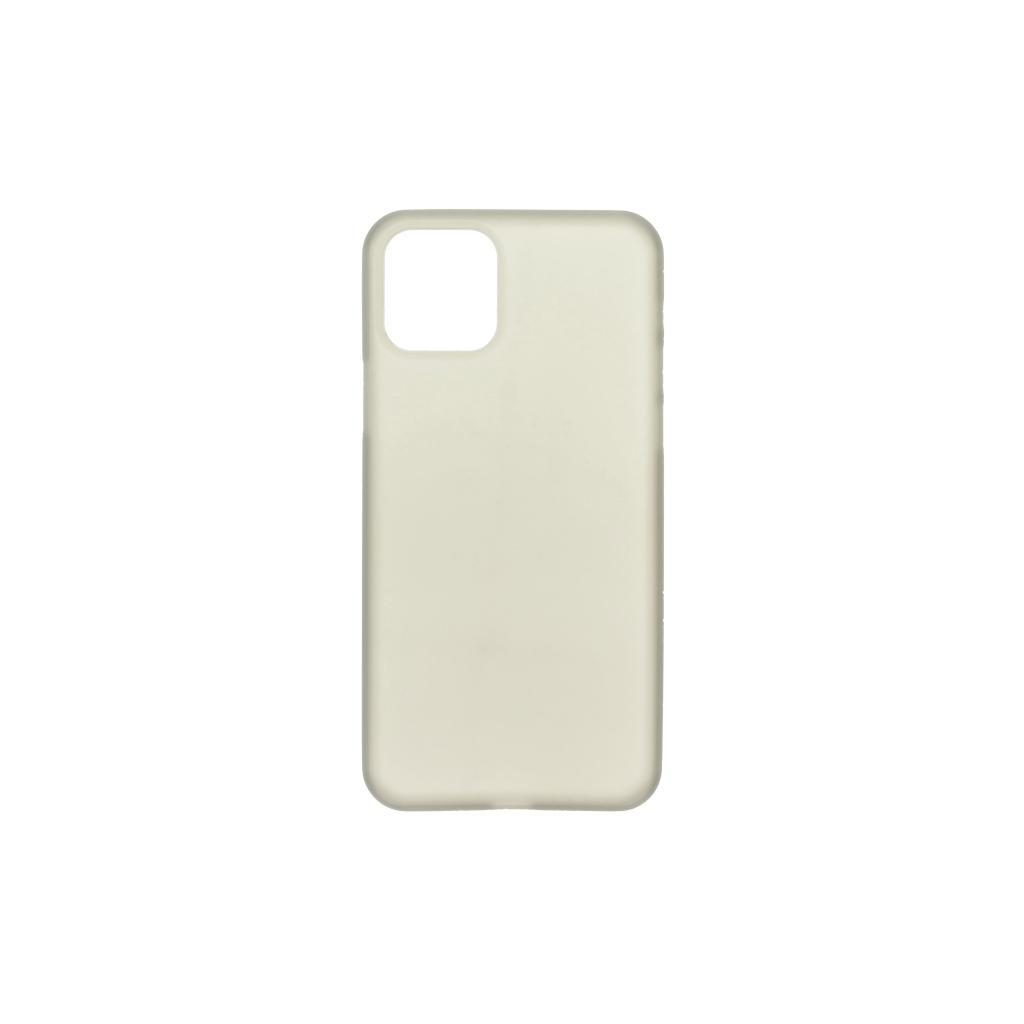 Hard Case für Apple iPhone 11 Pro Max -ID17044 schwarz/durchsichtig - neu