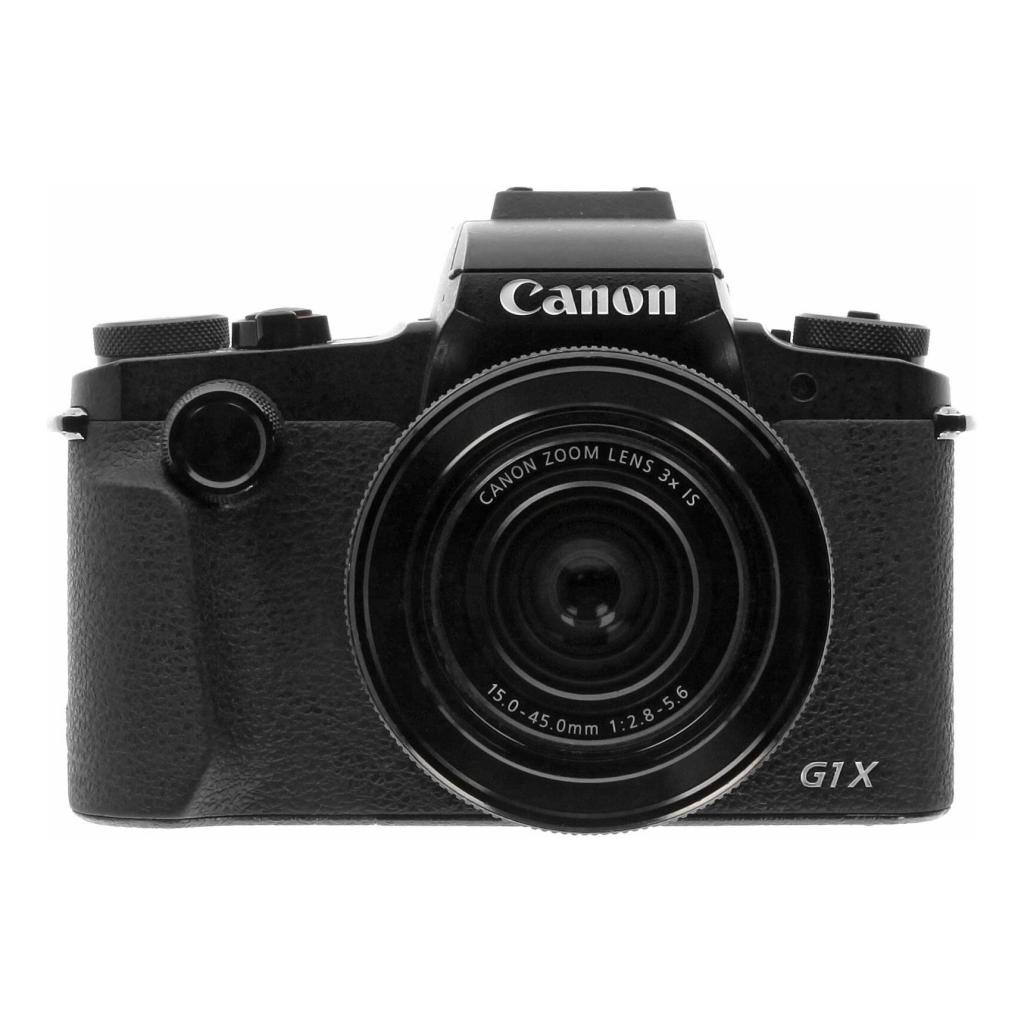 Canon PowerShot G1 X Mark III schwarz - gut