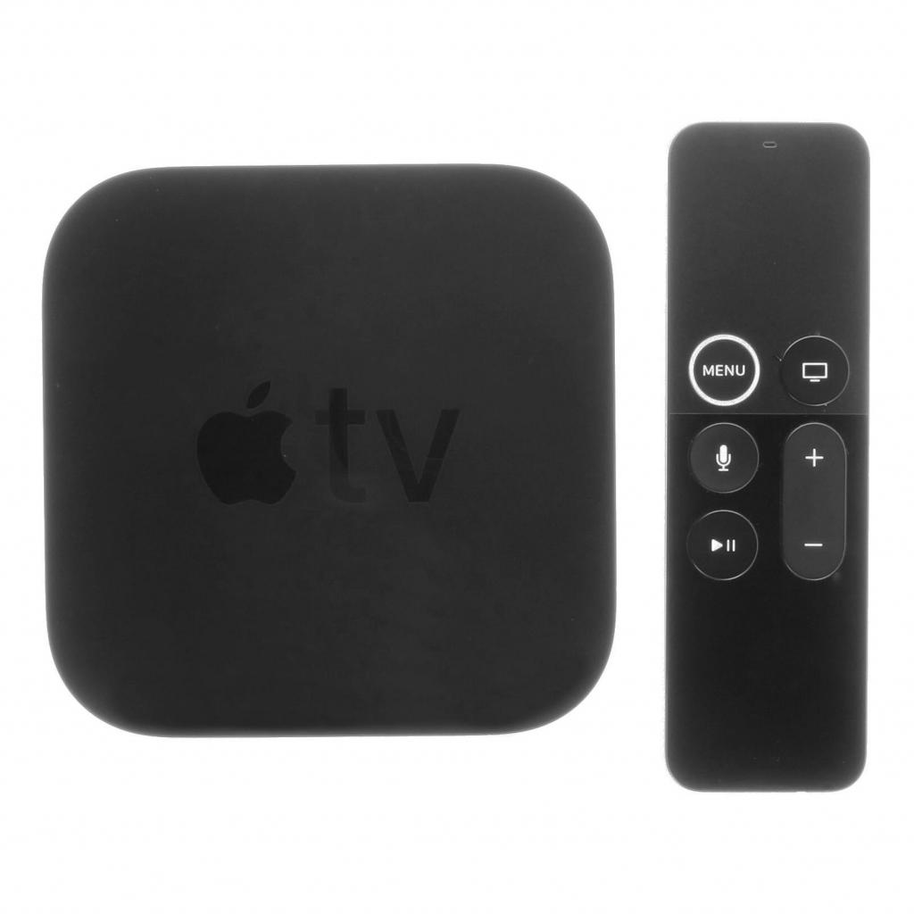 Apple TV 4K UHD HDR 5. Generation 32GB schwarz - gut