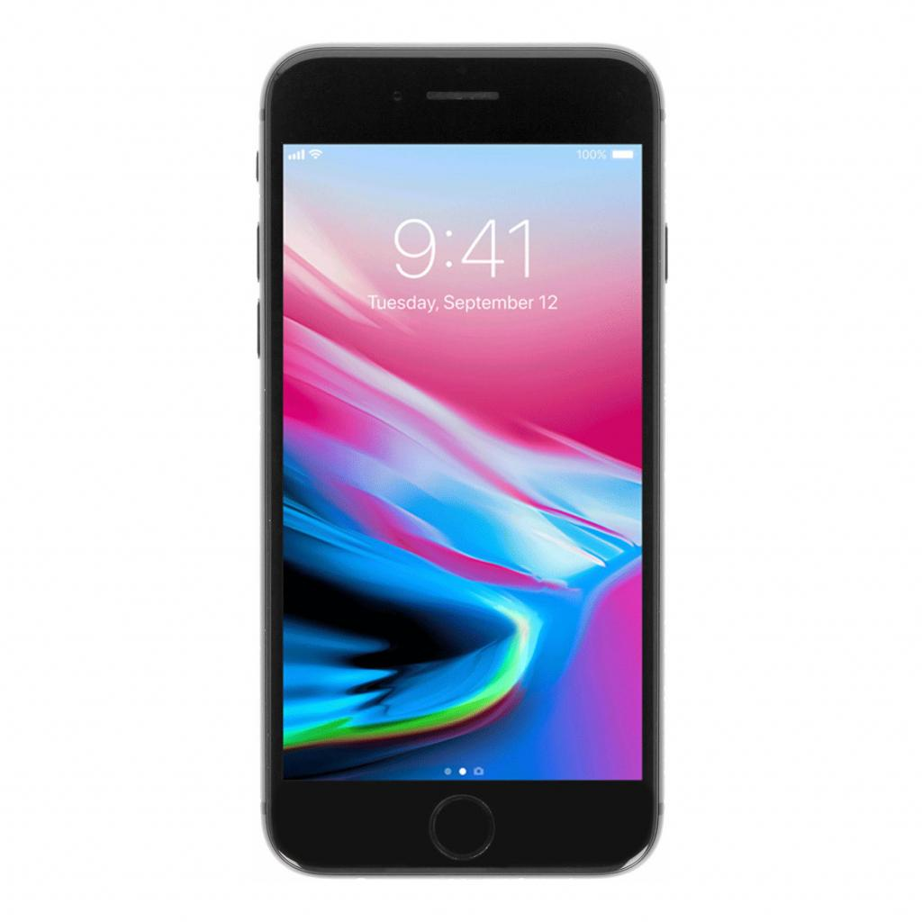 Apple iPhone 8 128GB spacegrau - wie neu