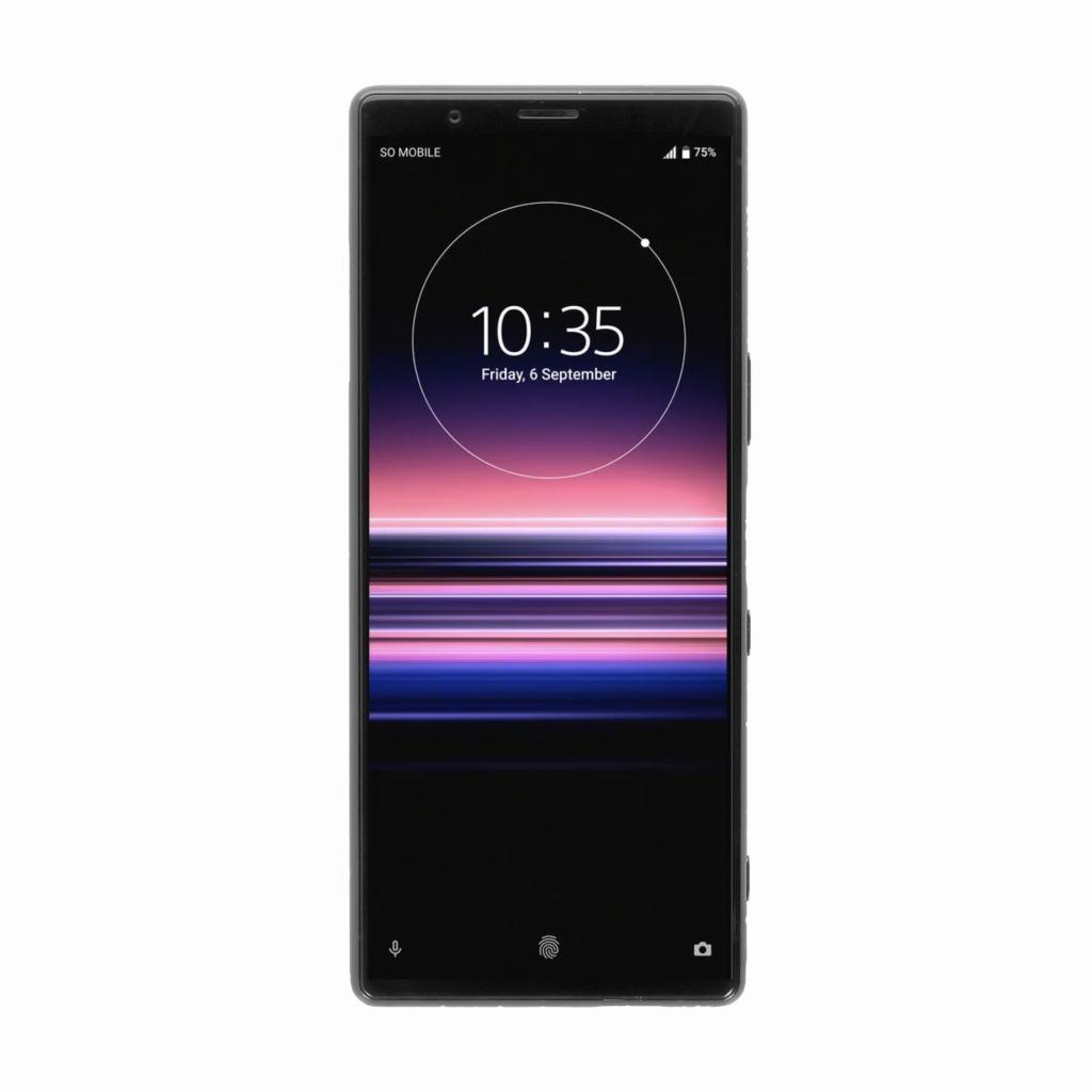 Sony Xperia 5 Dual-SIM 128GB schwarz - neu
