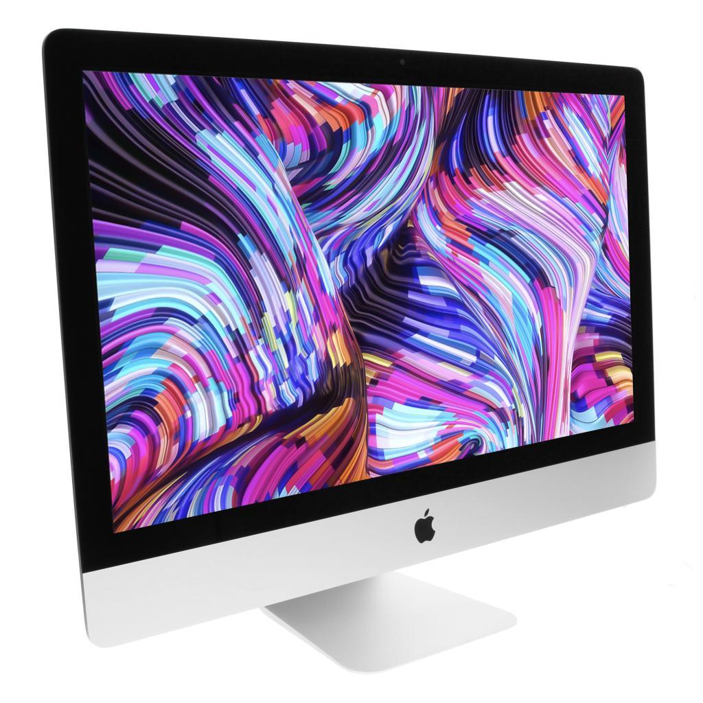 """Apple iMac 27"""" Zoll 5k Display, (2019) Intel core i5 3,70 2 TB SSD 40 GB silber - neu"""