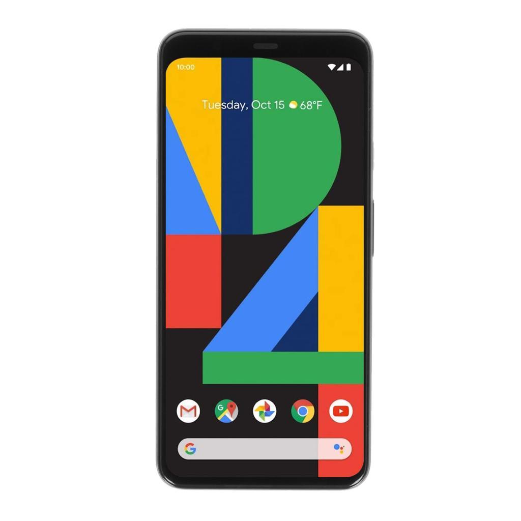 Google Pixel 4 XL 128GB negro - nuevo