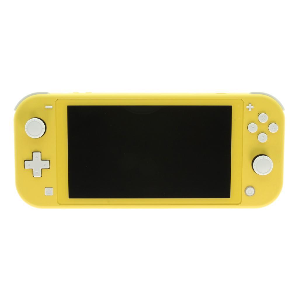 Nintendo Switch Lite amarillo - nuevo