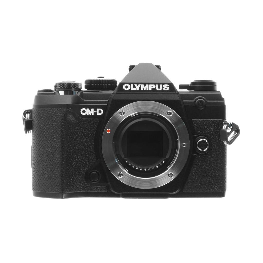 Olympus OM-D E-M5 Mark III schwarz - neu