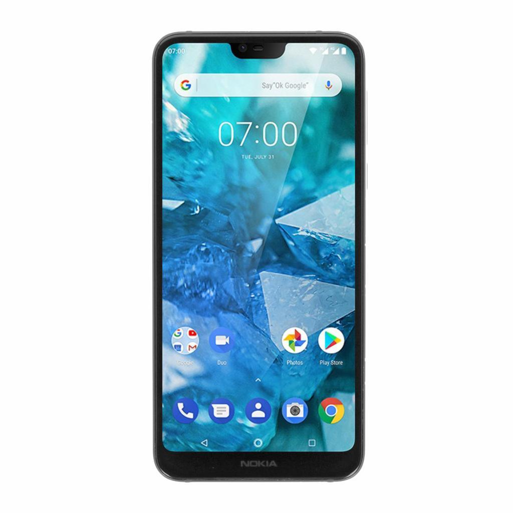 Nokia 7.1 Dual-Sim 64Go bleu - Neuf