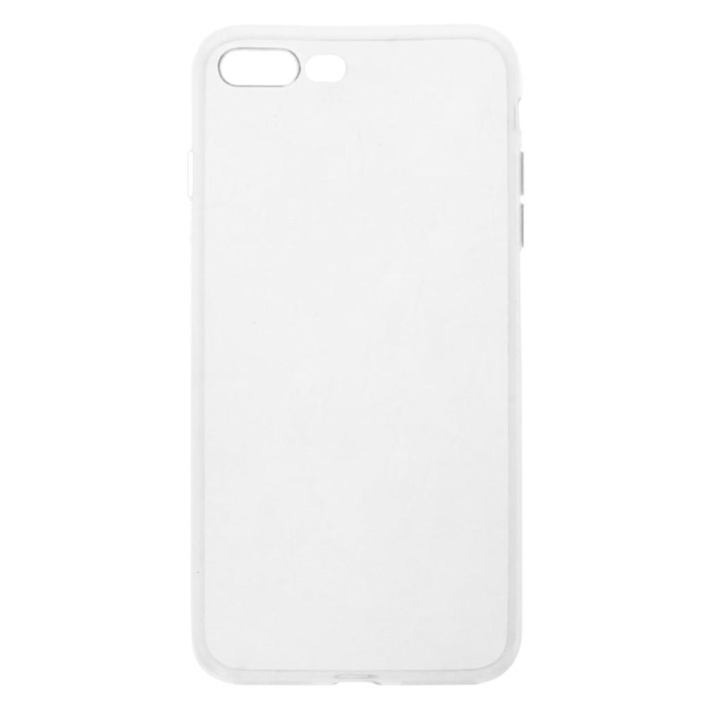 Soft Case für Apple iPhone 7 Plus / 8 Plus -ID17497 durchsichtig - neu