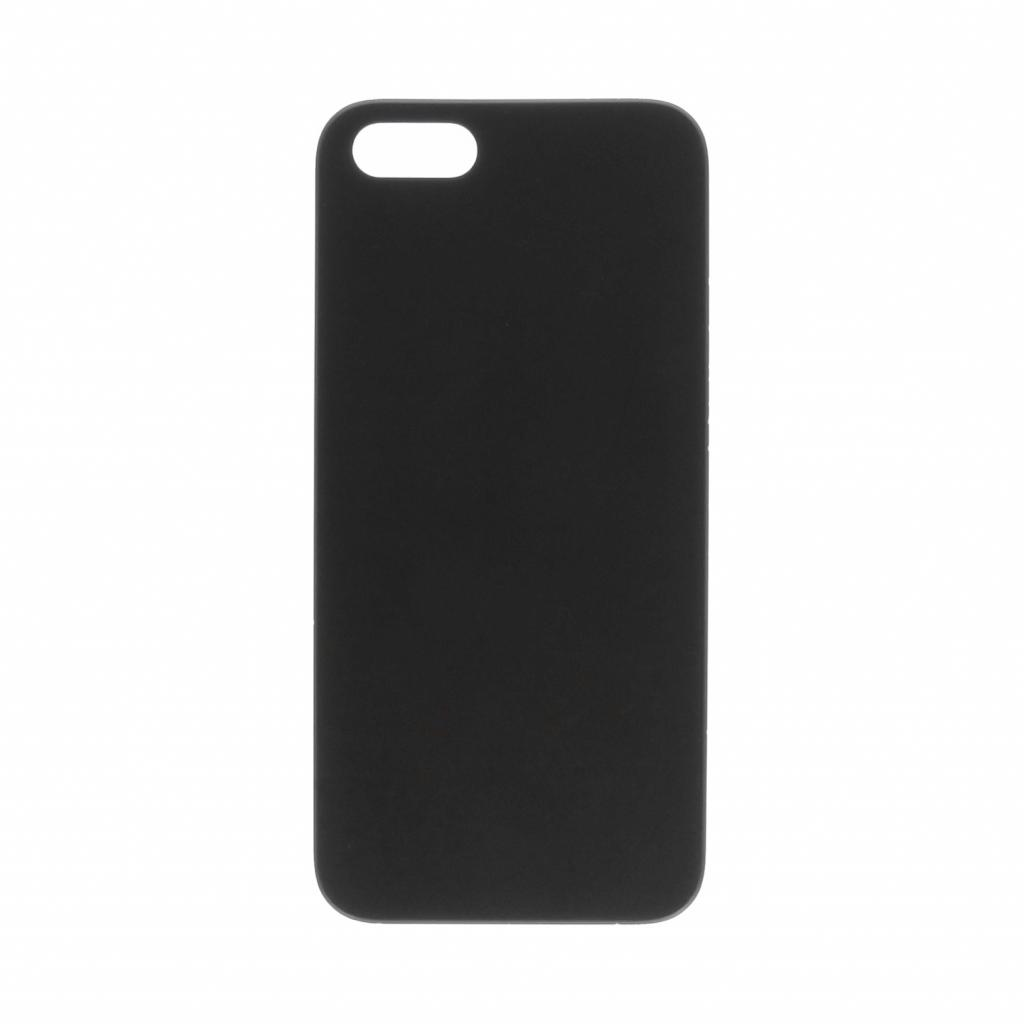 Hard Case für für Apple iPhone SE / 5 / 5S / 5C -ID17506 schwarz - gut