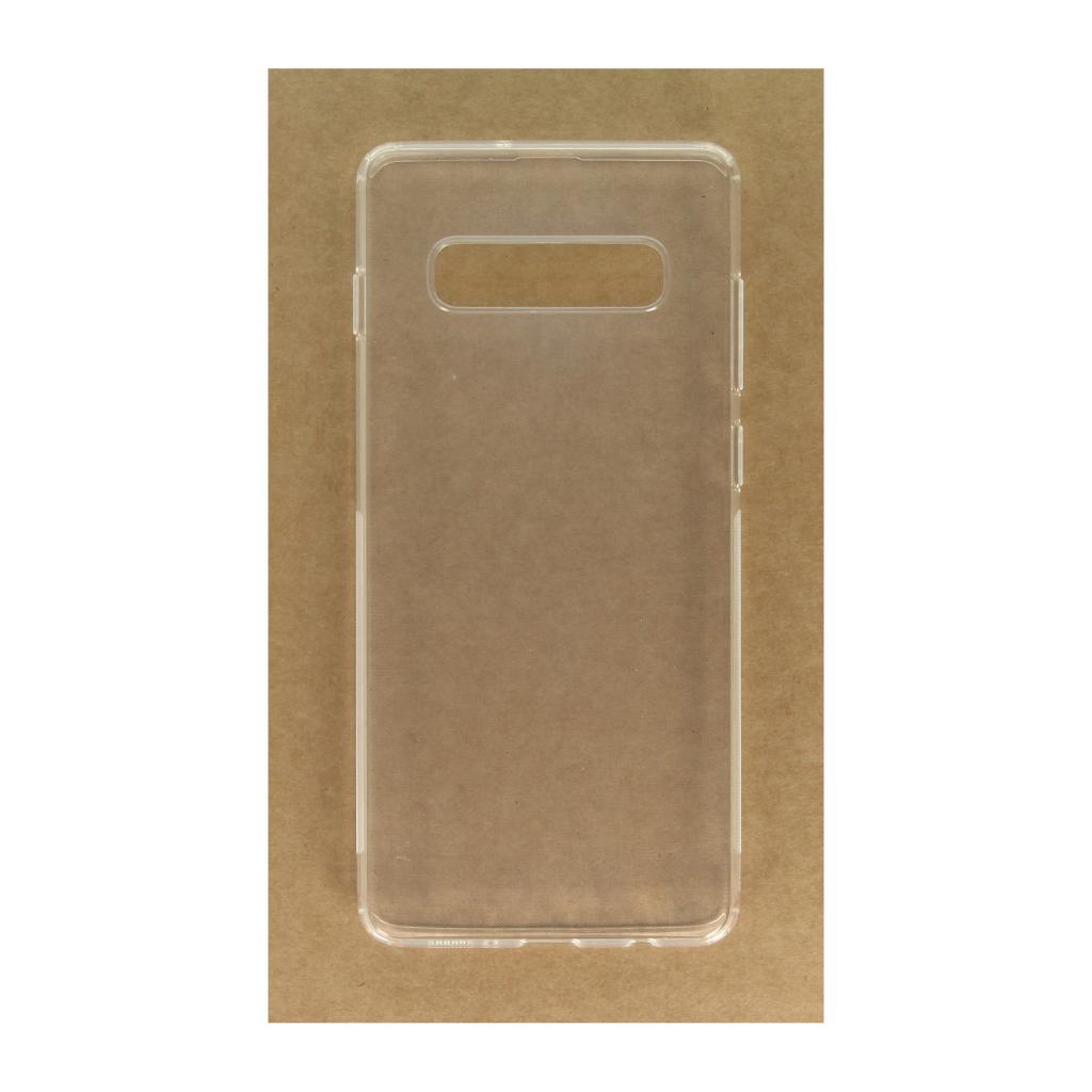 Soft Case für Samsung Galaxy S10 Plus -ID17525 durchsichtig - neu