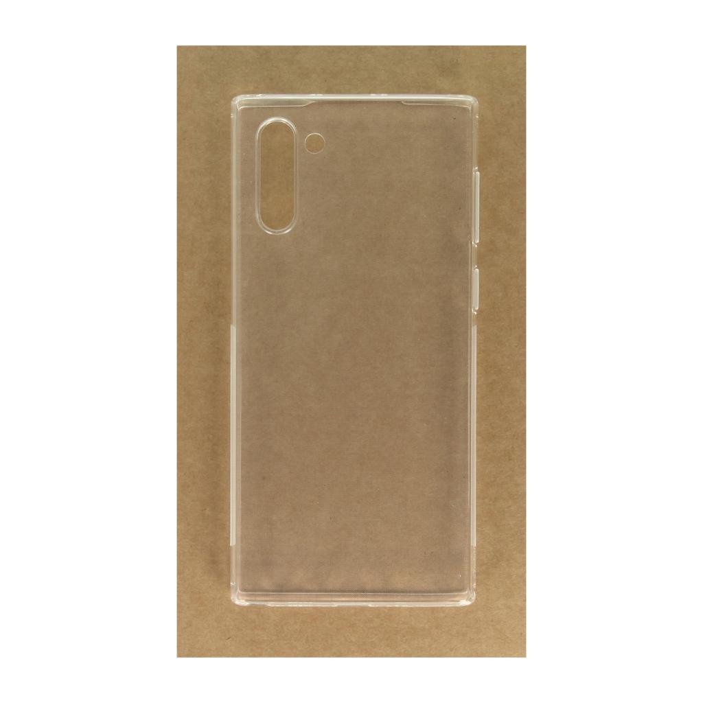 Soft Case für Samsung Galaxy Note 10 -ID17529 durchsichtig - neu