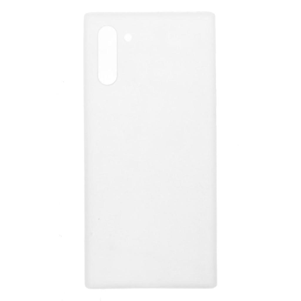 Hard Case für Samsung Galaxy Note 10 -ID17530 weiß/durchsichtig - neu