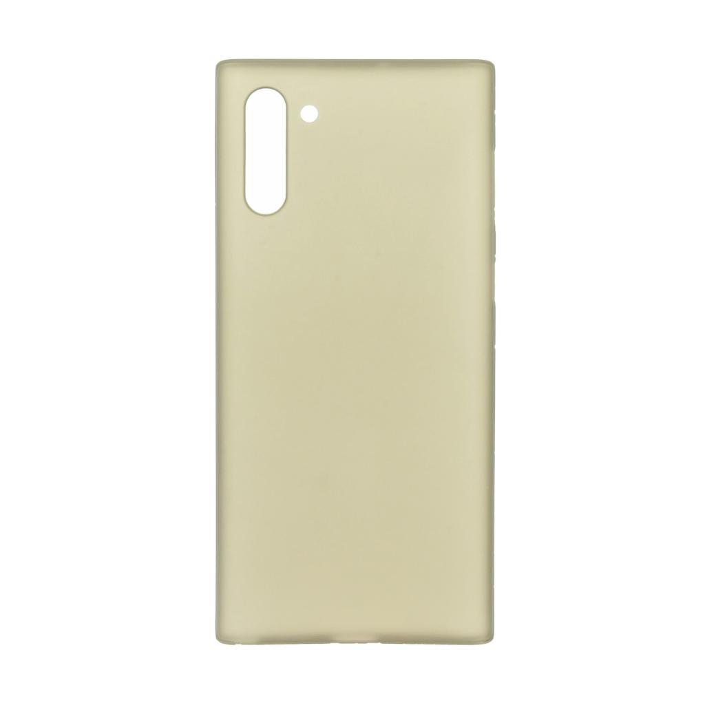 Hard Case für Samsung Galaxy Note 10 -ID17531 schwarz/durchsichtig - neu