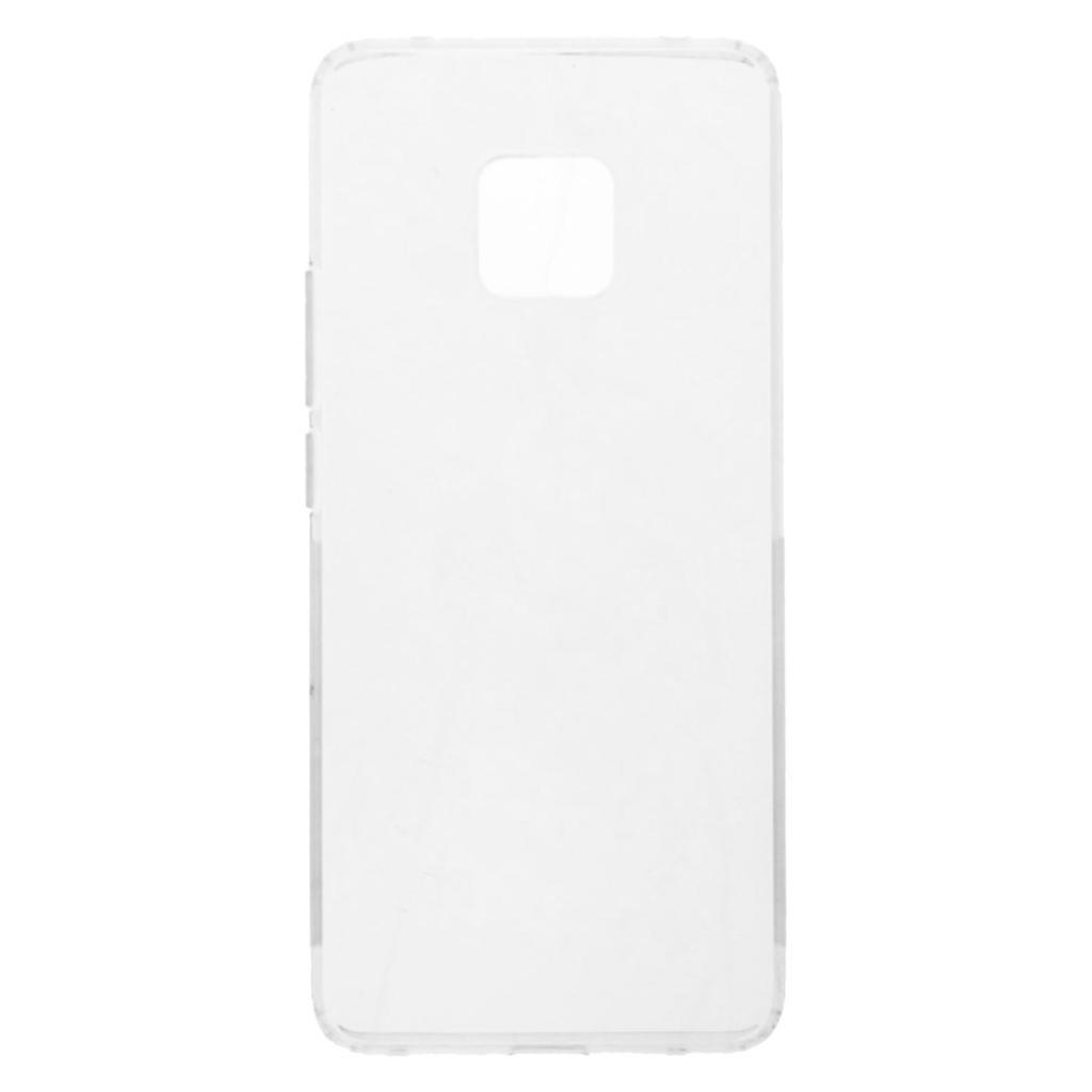 Soft Case für Huawei Mate 20 Pro -ID17549 durchsichtig - neu
