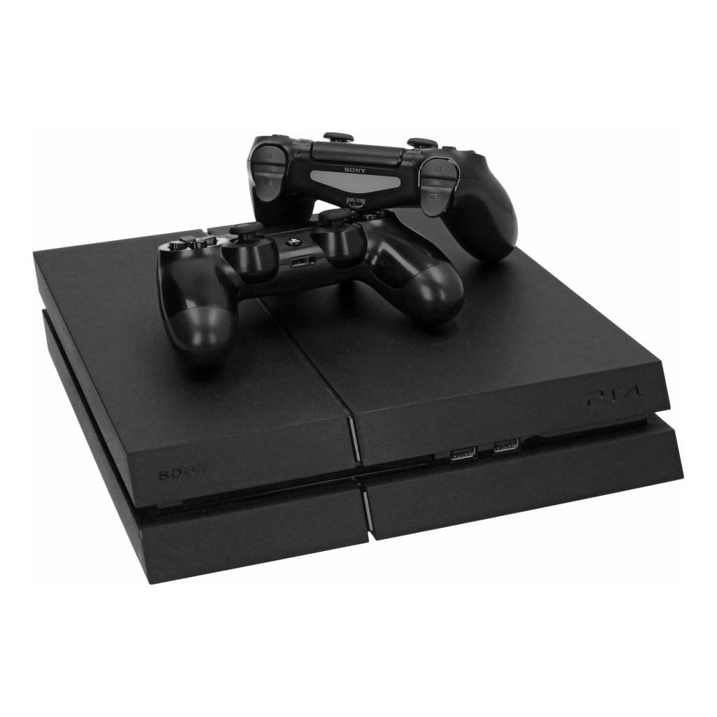 Sony PlayStation 4 Ultimate Player Edition - 1TB - incl. 2 Controller negro - nuevo