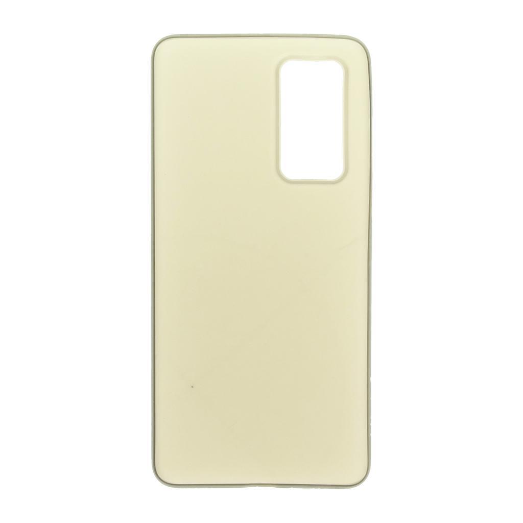 Hard Case für Huawei P40 -ID17572 schwarz/durchsichtig - neu