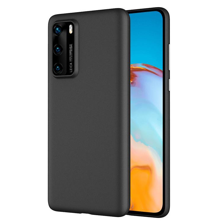 Hard Case für Huawei P40 -ID17573 Schwarz - neu