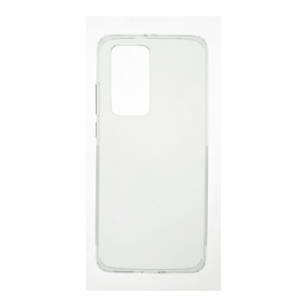 Soft Case für Huawei P40 Pro -ID17574 durchsichtig - neu