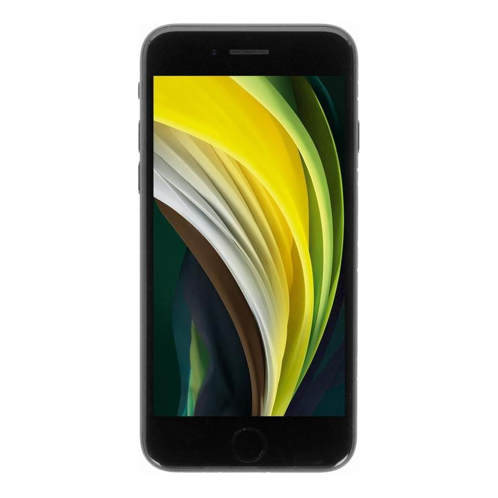 Apple iPhone SE (2020) 128Go noir - Neuf