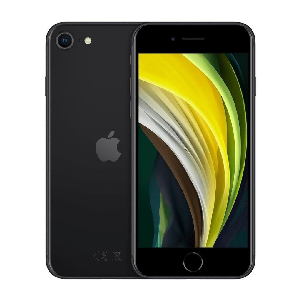 Apple iPhone SE (2020) 256GB schwarz - neu