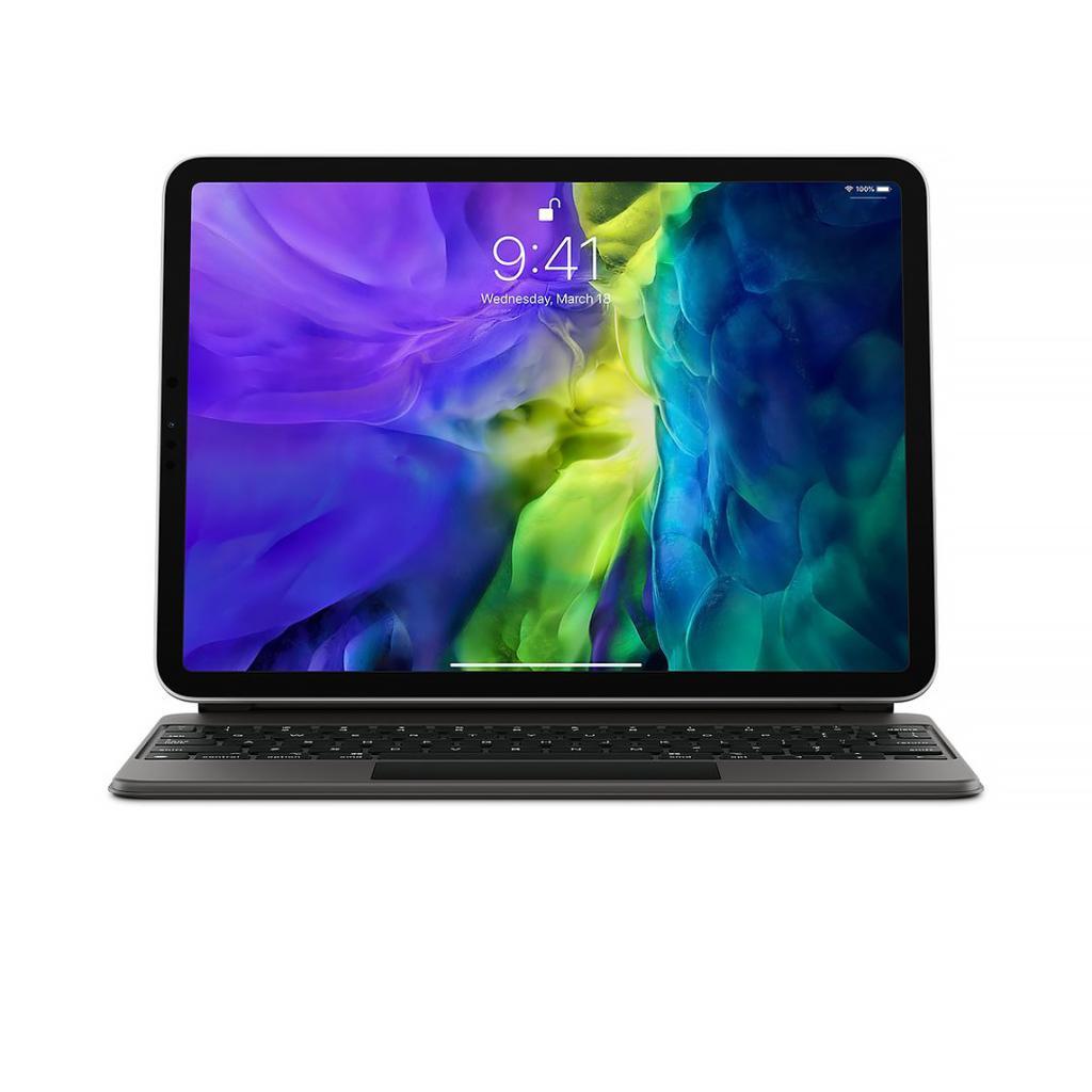 """Apple Magic Keyboard für iPad Pro 11"""" (MXQT2D/A) schwarz - neu"""