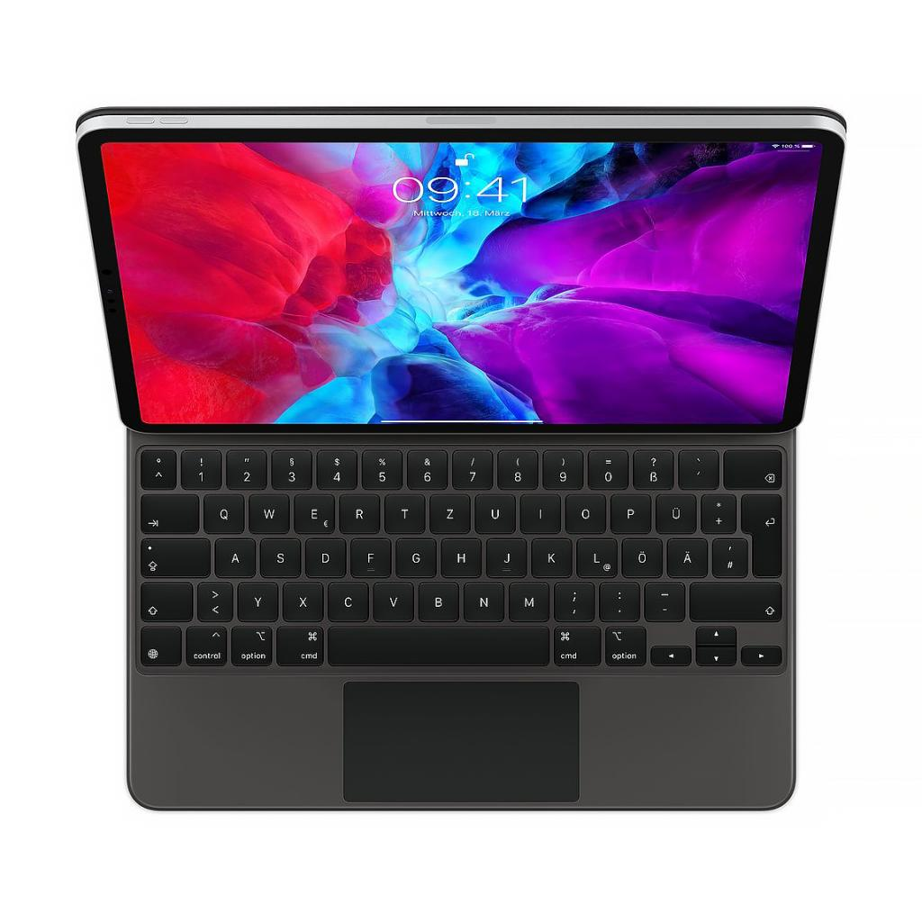 "Apple Magic Keyboard für iPad Pro 12,9"" (MXQU2D/A) schwarz - neu"