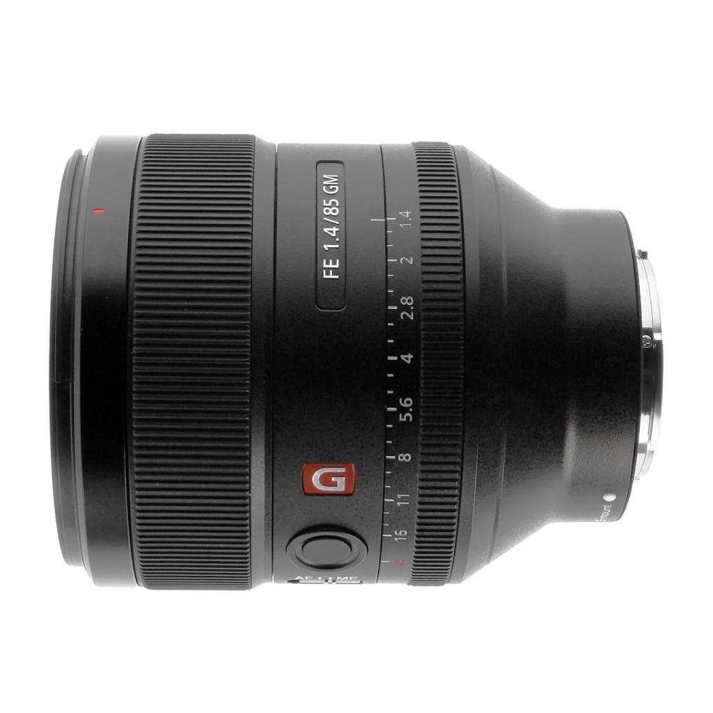Sony 85mm 1:1.4 FE GM (SEL85F14GM) schwarz - neu