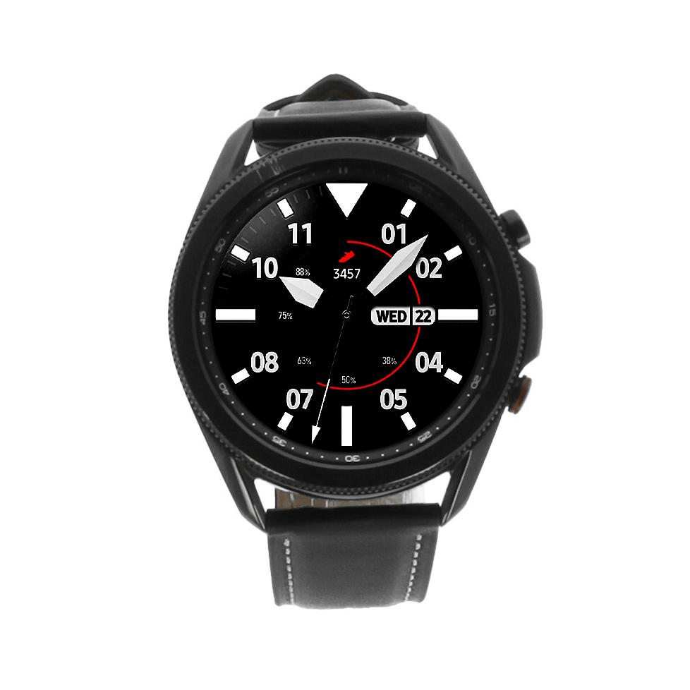 Samsung Galaxy Watch 3 LTE Edelstahl 45mm mystic black (SM-R845) schwarz - neu