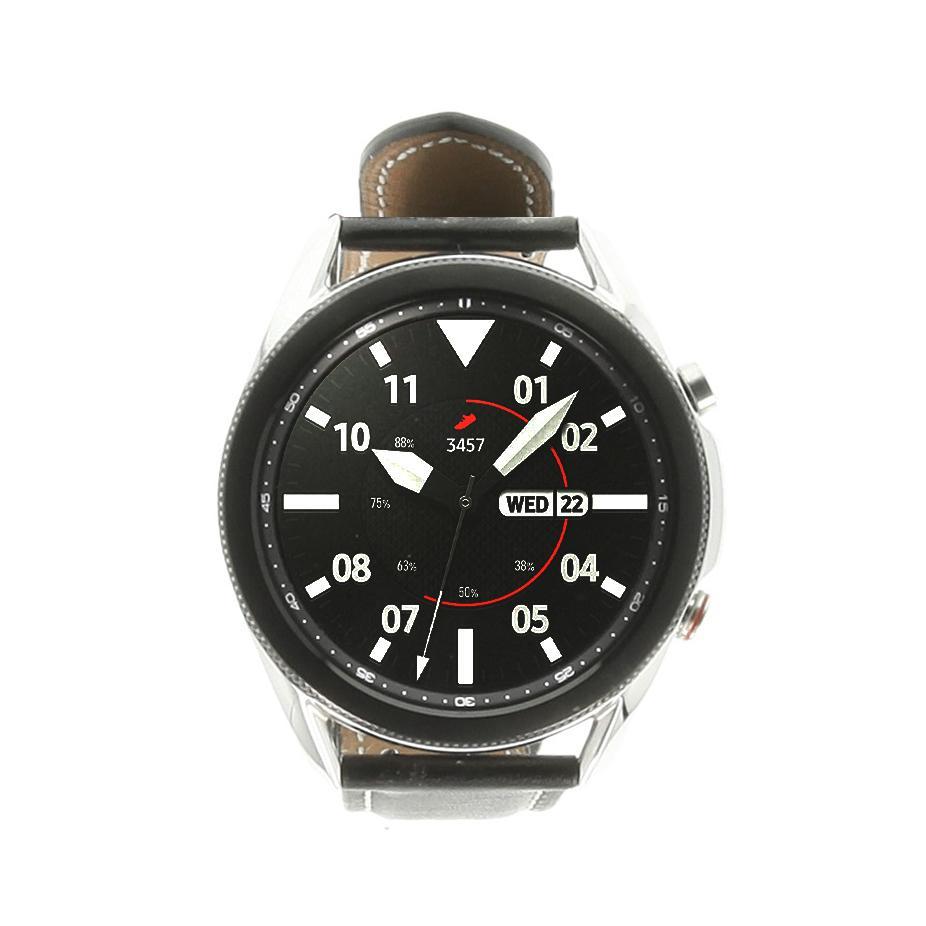 Samsung Galaxy Watch 3 LTE Edelstahl 45mm mystic silver (SM-R845) silber - neu