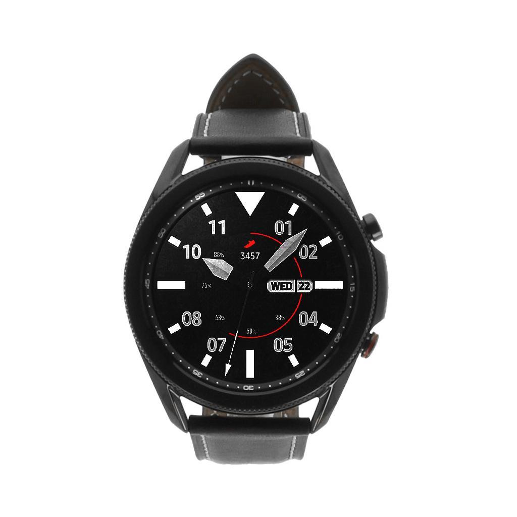 Samsung Galaxy Watch 3 LTE Edelstahl 41mm mystic silver (SM-R855) silber - neu