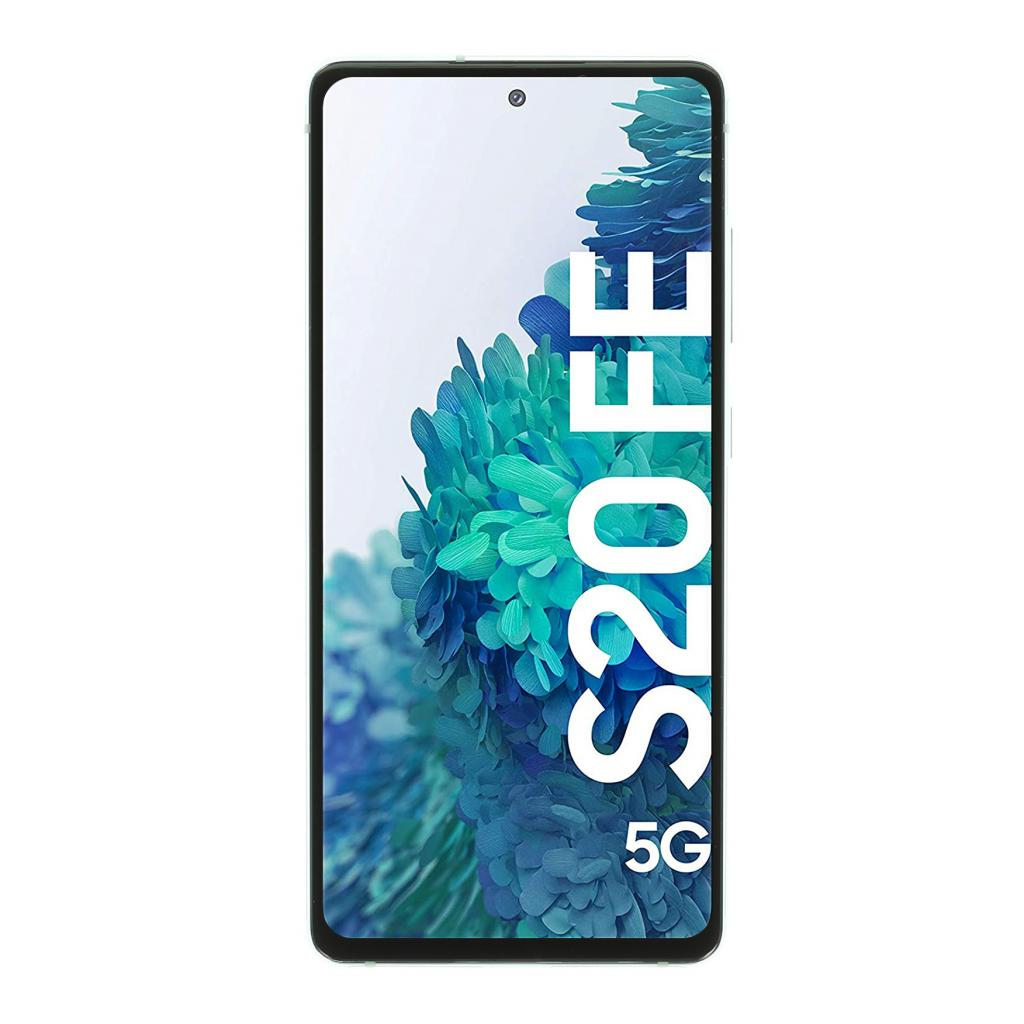Samsung Galaxy S20 FE 5G G781B/DS 256GB grün - neu