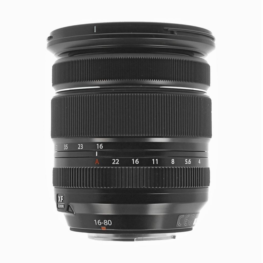 Fujifilm 16-80mm 1:4.0 Fujinon XF R OIS WR schwarz - neu