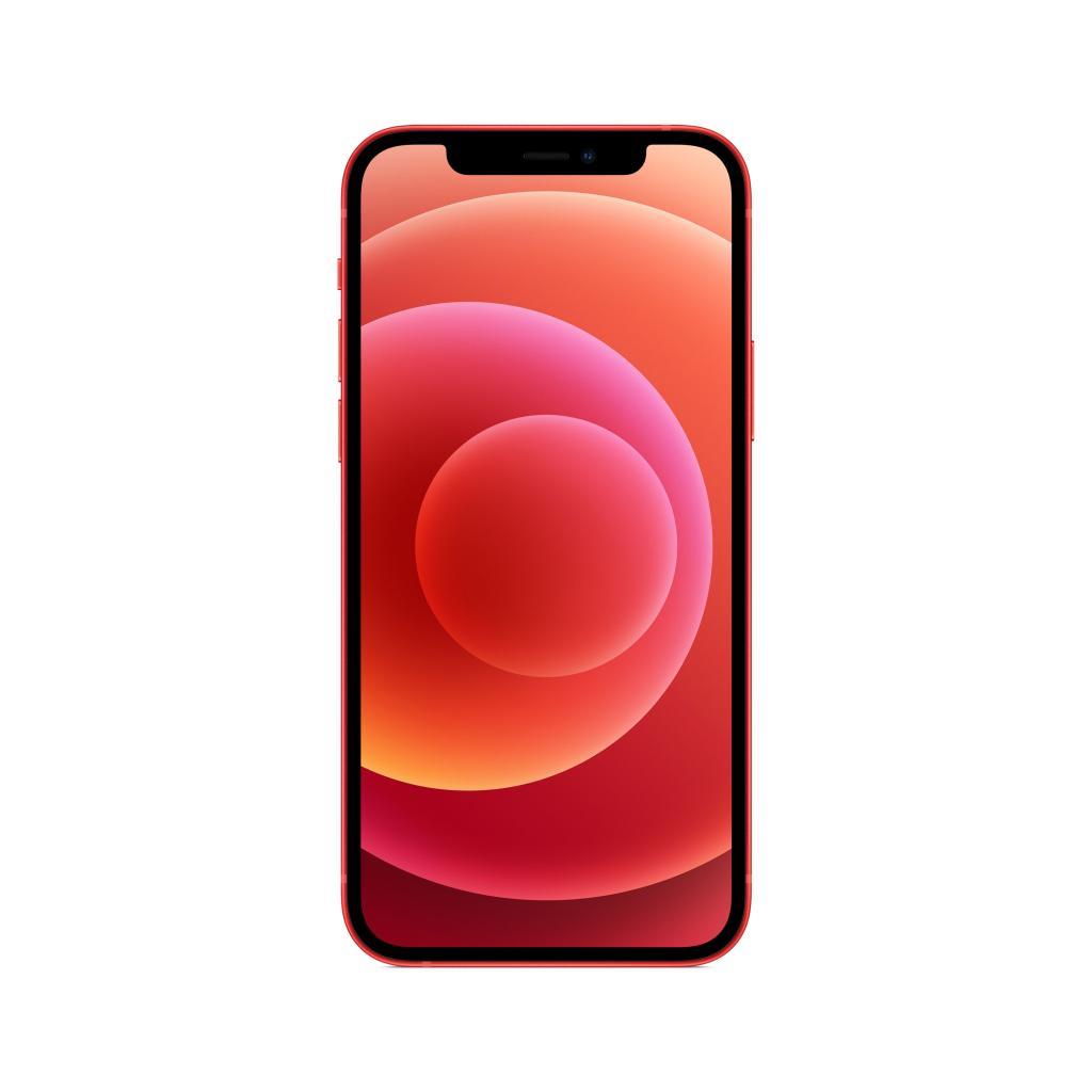 Apple iPhone 12 256GB rojo - nuevo