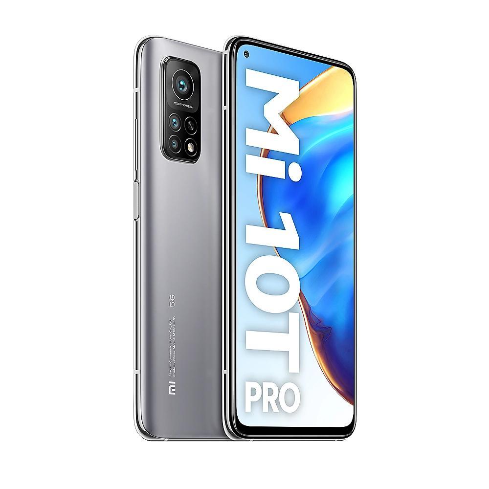 Xiaomi Mi 10T Pro 8GB 5G Dual-Sim 256GB plateado - nuevo