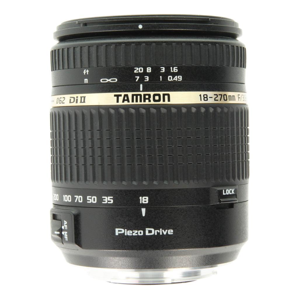 Tamron pour Sony & Minolta 18-270mm 1:3.5-6.3 AF Di II PZD noir - Neuf