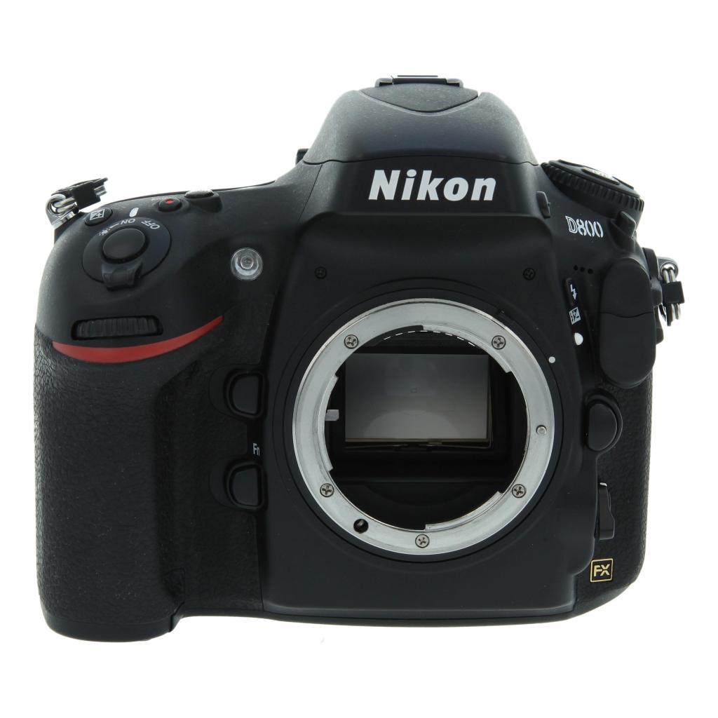 Nikon D800 Schwarz - neu