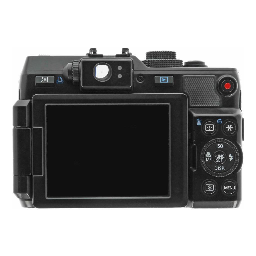 Canon PowerShot G1 X Schwarz - neu