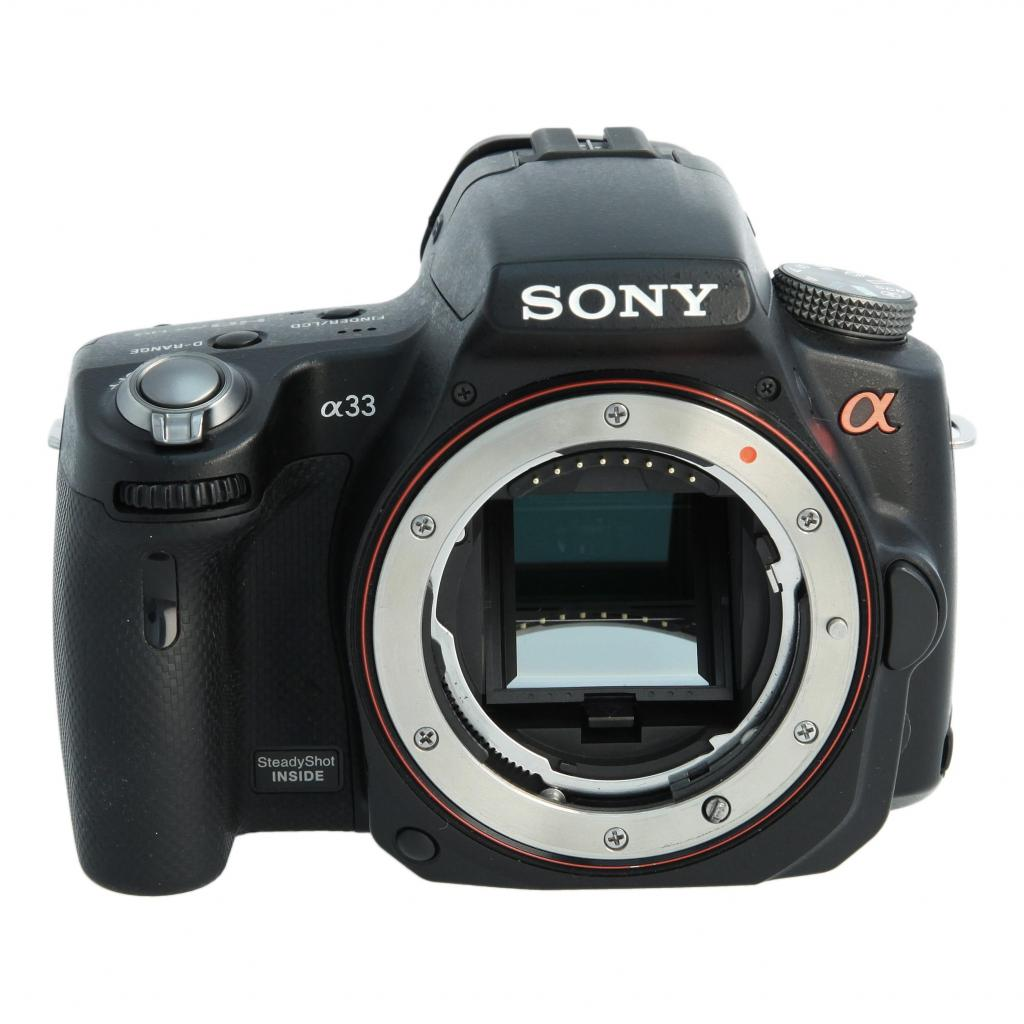 Sony Alpha 33 / SLT-A33 negro - nuevo