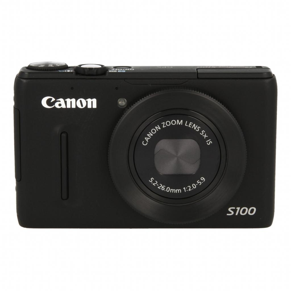Canon PowerShot S100 noir - Neuf