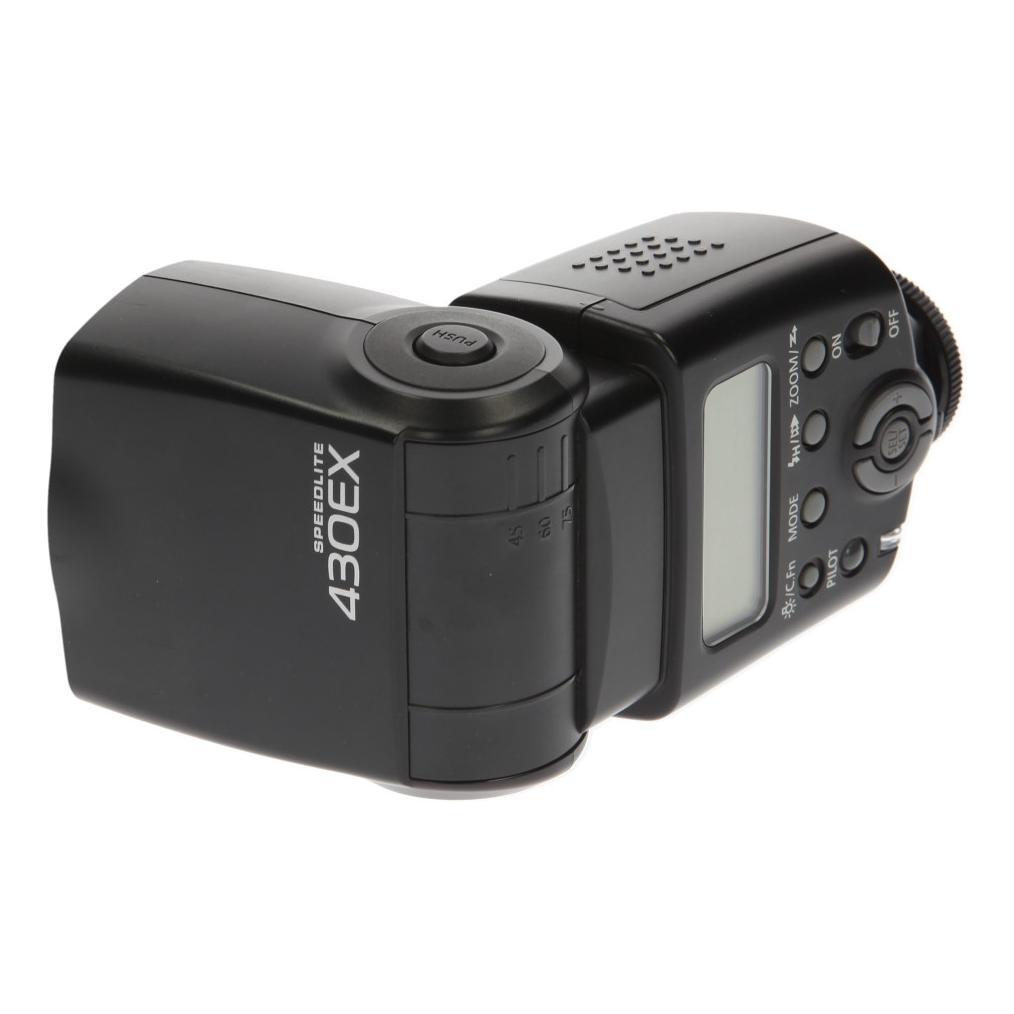 Canon Speedlite 430EX negro - nuevo