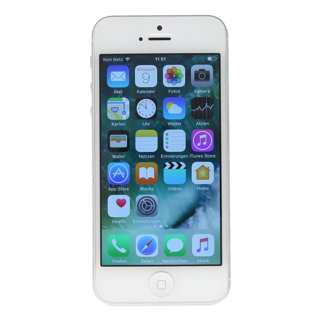 Apple iPhone 5 (A1429) 16 GB Weiss - neu