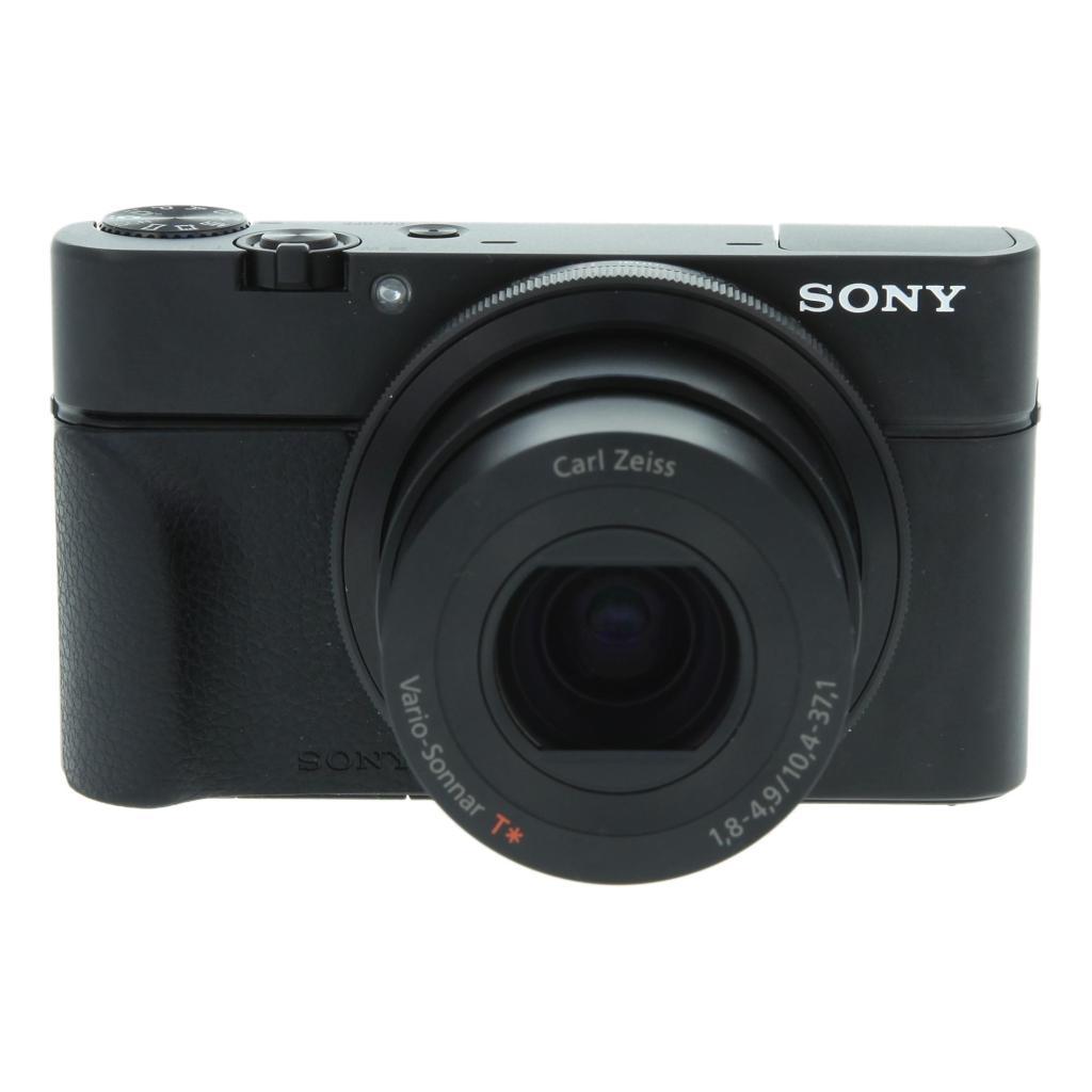 Sony Cyber-shot DSC-RX100 negro - nuevo