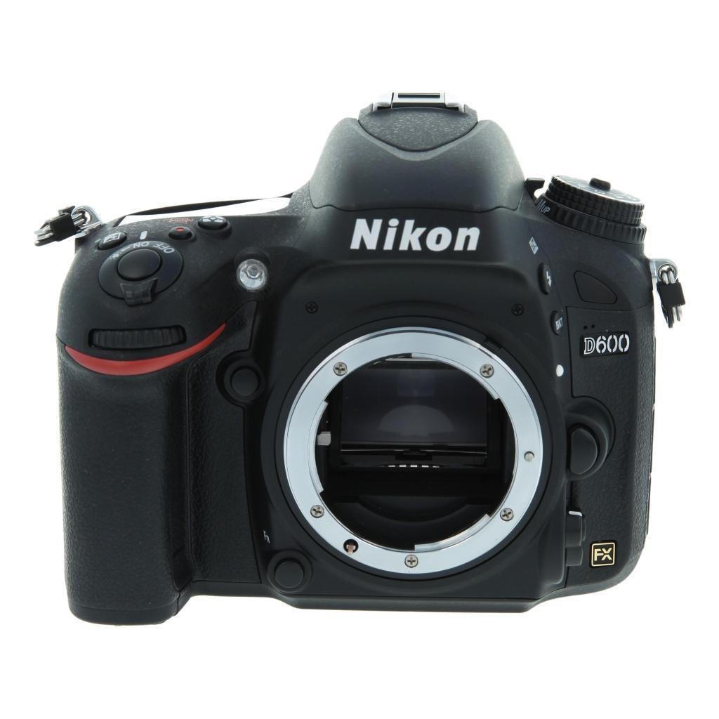 Nikon D600 negro - nuevo