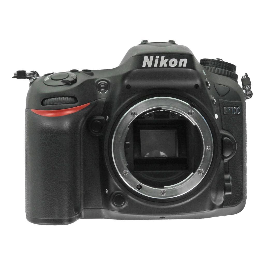 Nikon D7100 Schwarz - neu